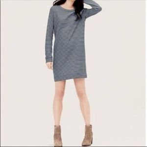 Lou and grey striped long sleeve dress size Xs